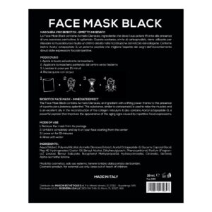 Rigenera Face Mask Black